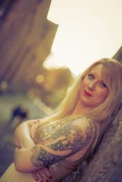 Sängerin Elly Syring